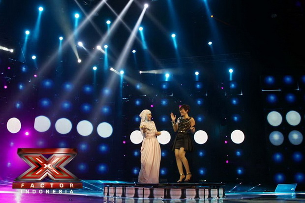 Novita Dewi Raih Vote SMS Tertinggi di Road to Grand Final 3 Besar X Factor