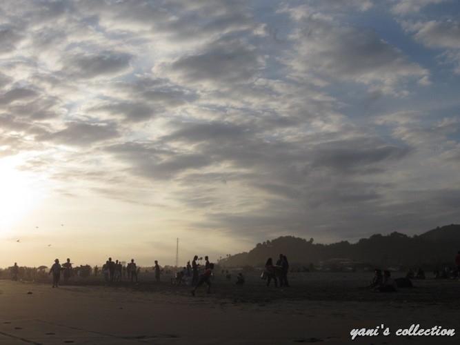 [WPC-10] Membingkai Senja di Parangtritis