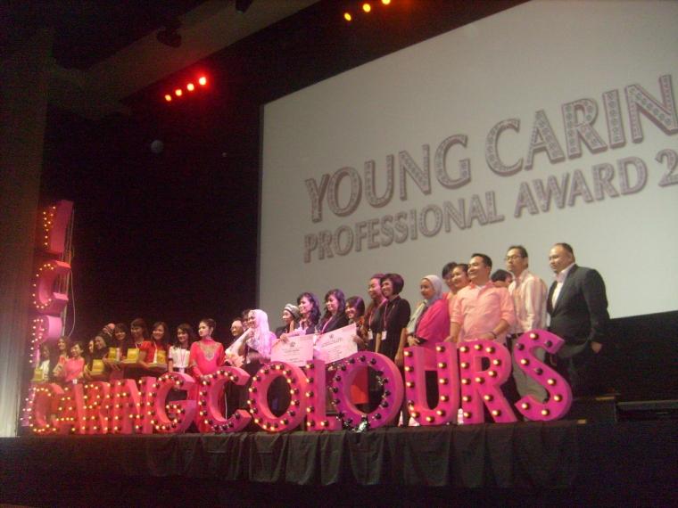 YCPA 2012 Ajang Pemilihan Wanita Hebat