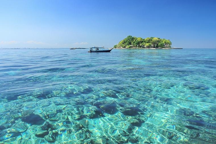Pulau Samalona; Pengalaman Rekreasi Berenang dan Menyelam