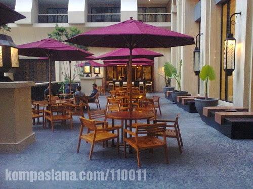 Warung Kopi Sidomuncul Hotel Tentrem Yogyakarta