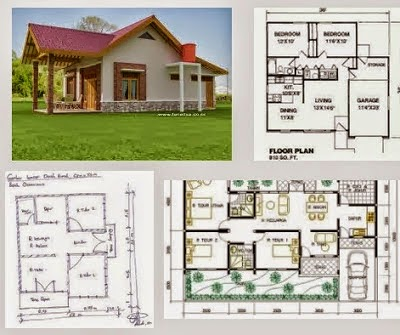artikel: desain interior rumah minimalis type 56| hbs blog
