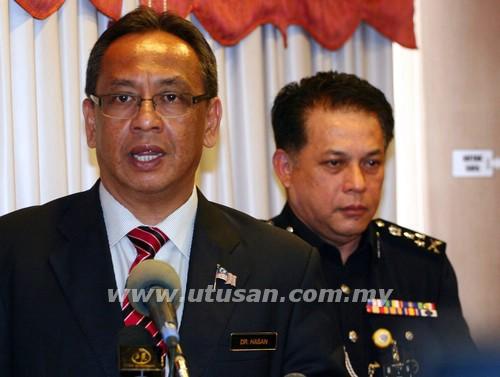 Soal Organ Tubuh, Polisi Malaysia Membantah Rumah Sakit Terlibat