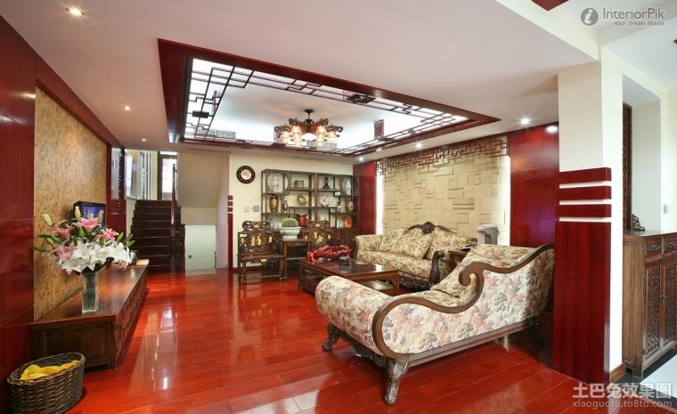 Sambut Cap Go Meh Dengan Desain Oriental Pada Ruang Keluarga
