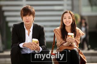 Pasangan Artis Korea Terpopuler 2011-2012