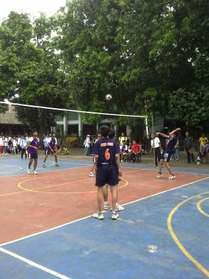 Persiapan Olimpiade Olah Raga Siswa SMK DKI Jakarta