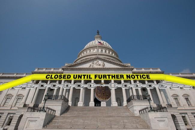 Wow, Pemerintahan AS Tutup!