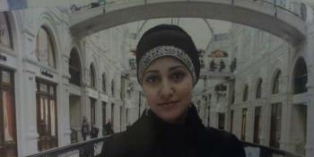 100+ Gambar Abstrak Wanita Berjilbab