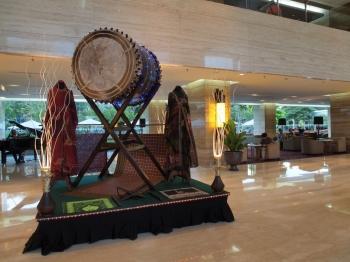 20+ ide dekorasi lebaran di mall - fatiha decor