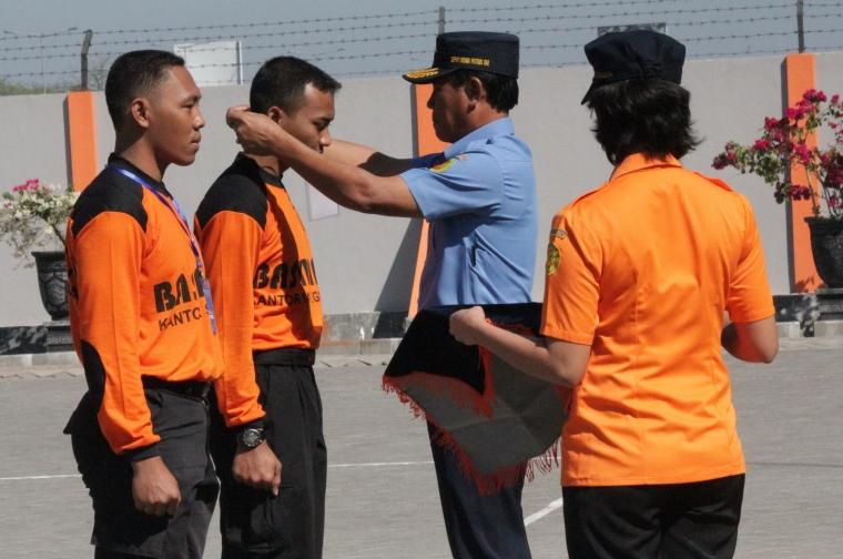 Diklat SAR Lanjutan Water Rescue Angkatan VI Dibuka