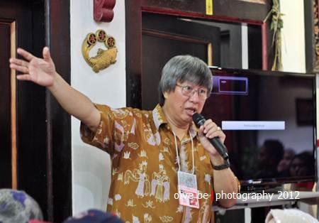 Udaya Halim, Si Anak Nakal Perekat Mata Rantai Peranakan Tionghoa Benteng