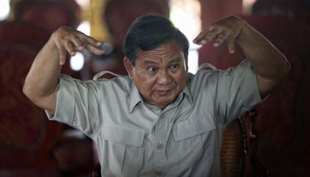 Setelah Tampang Boyolali, Prabowo Minta Izin Sebut Tampang Lu Gak Punya Duit
