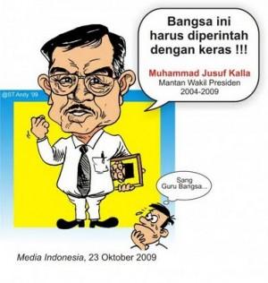 Mengapa Harus Pak JK Jadi Presiden 2014?