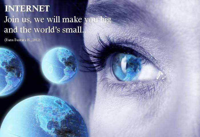 Internet: Kebutuhan Dasar Manusia