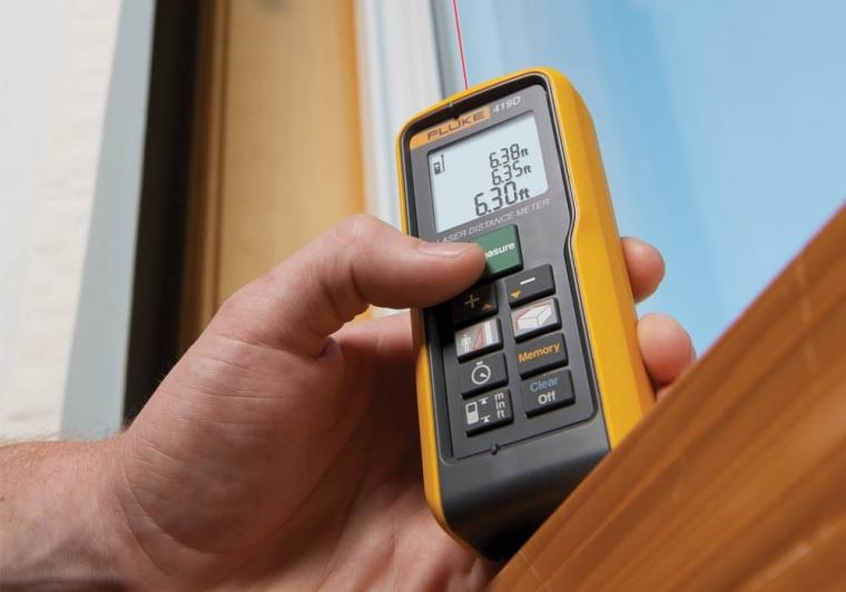 101 aplikasi untuk laser distance meter oleh fluke oleh tridinamika