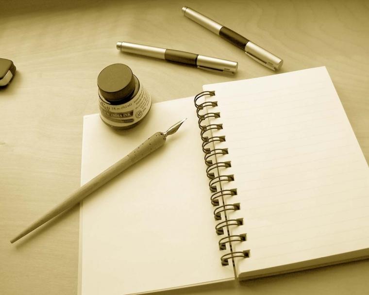 Menulis : Passion, History dan Saripati