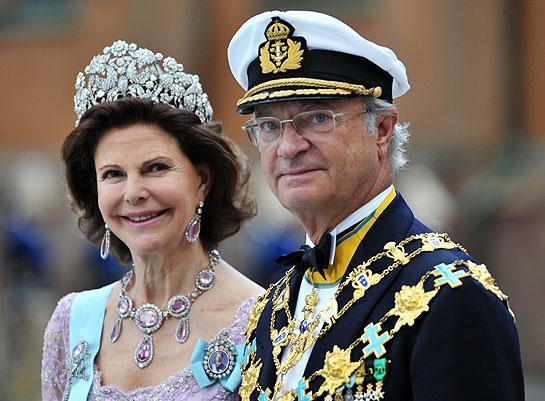 'King Carl Gustaf XVI' : Selamat Datang di Indonesia