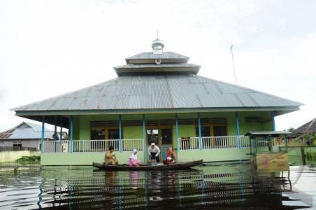 Banjir Selalu Datang Dari Hulu