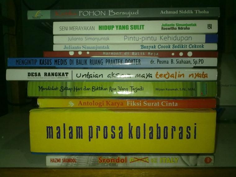 Manfaat Membaca Buku Hasil Karya Kompasianer