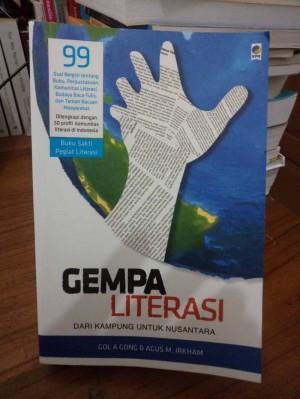Apa Kabar Dunia Literasi Indonesia?