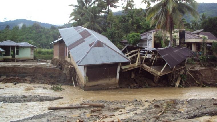 Foto-foto Banjir Bandang Tangse