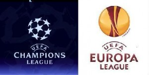 Jadwal Liga Europa dan Liga Champions UEFA 2012/2013