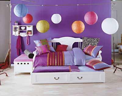 tips memilih warna terang untuk dekorasi ruangan oleh