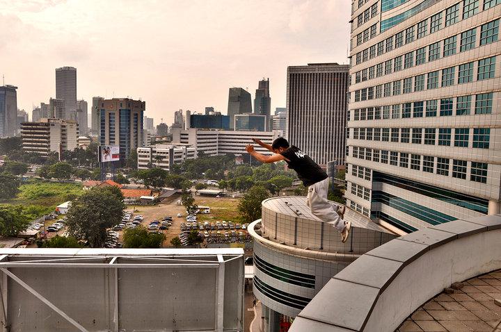 Dirgahayu Parkour Indonesia yang Ke-5