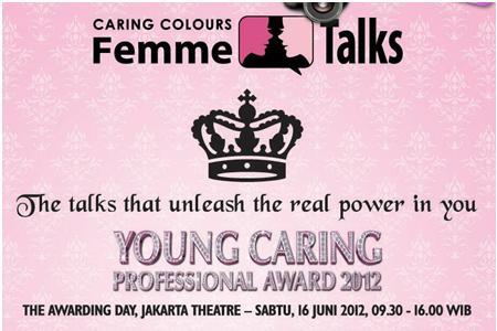 Bersama YCPA 2012: Menggali Potensi Inner Beauty Perempuan Hebat Yang Inspiratif dan Kreatif