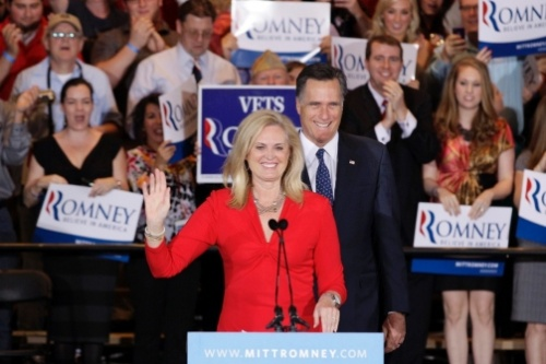 Ann Romney, Kontroversi Calon Ibu Negara AS