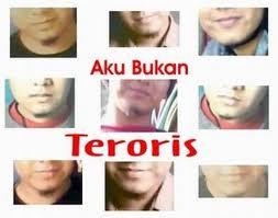 Dibuntuti Polisi dan Dicurigai Sebagai Teroris