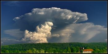 83 Gambar Awan Cumulus Nimbus HD