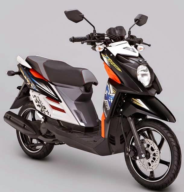 Harga Yamaha X Ride Tahun 2014 Oleh Chabib Amrullah