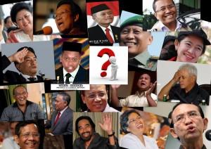 Foto dan Analisa Bakal Calon Presiden 2014?