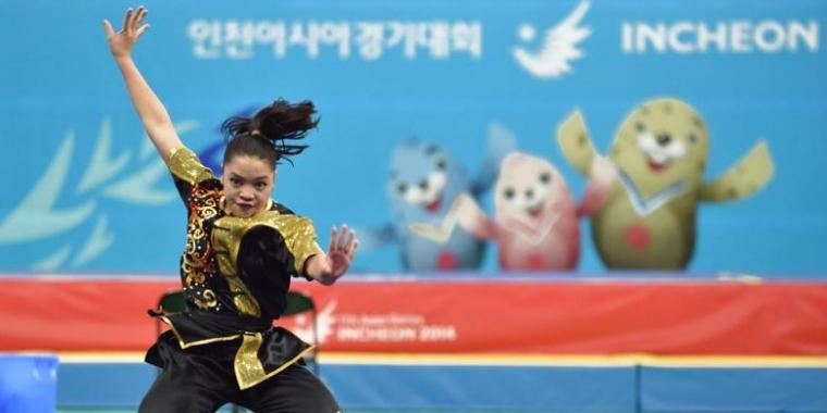 Cerita Dibalik Sekeping Emas Cabang Wushu