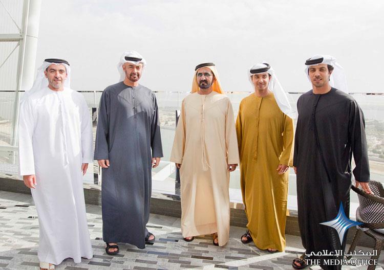 Sheikh Mansour di Antara Para Sheikh...