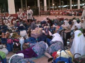 Album Gagal Berangkat Haji 2012