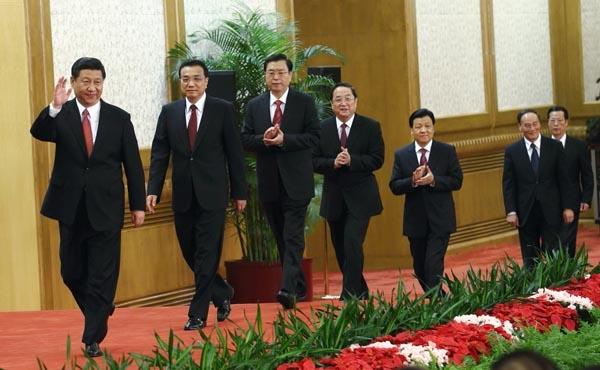 China dan Lahirnya Pemimpin Baru Generasi V