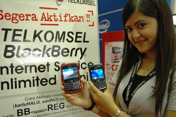 RIM BlackBerry Masih Raja Smartphone