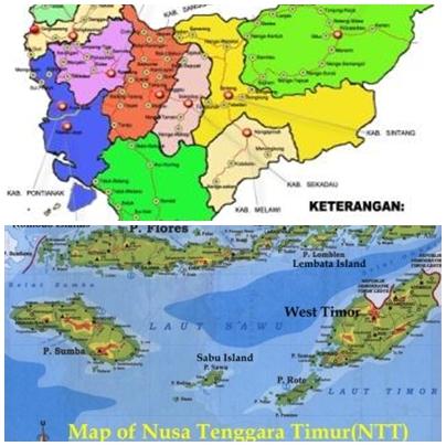 Membandingkan Kalbar dan NTT