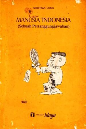 Manusia Indonesia Menurut Mochtar Lubis