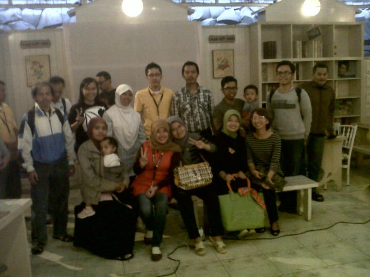 Regionalisasi Kompasiana, Catatan Ngariung Kompasianers Bandung