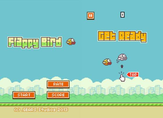 Cara Gunakan dan Download Game Flappy Bird for PC Windows Seven dan 8