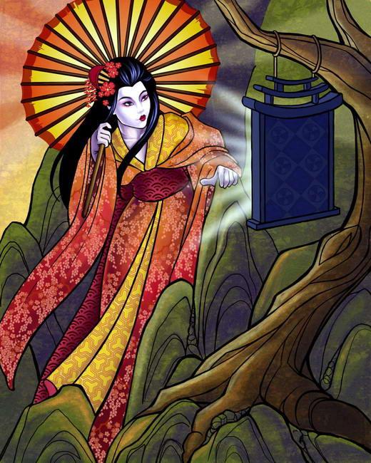 Legenda Tuan Muda Selat dan Putri Cermin Cina