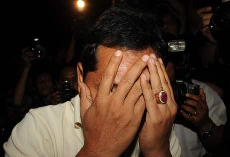 Dua Warga Malaysia Ditangkap KPK