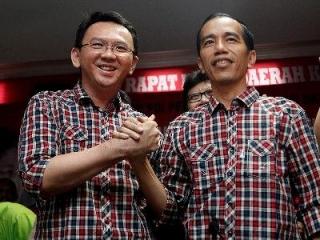 Jokowi-Ahock Ikon Pilkada Indonesia