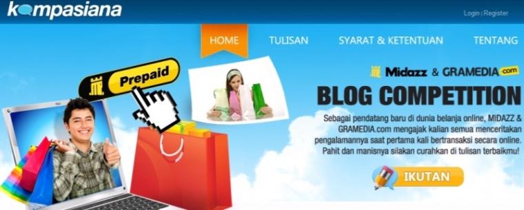 Kompasiana-Midazz Blog Competition