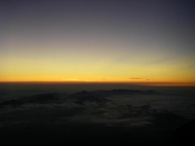 (WPC-6) Morning Has Broken at Fuji-san