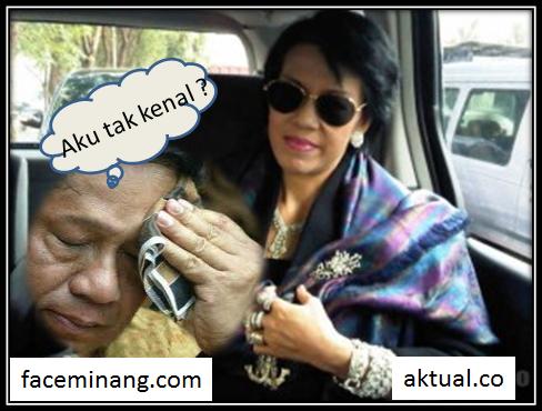 Bunda Putri dan Dilema Presiden SBY ? (Siapa Bunda Putri ?)