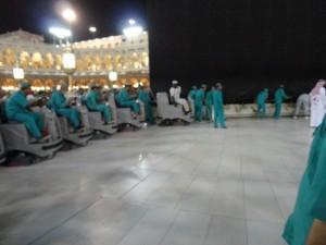 Kebersihan Mesjidil Haram, Mekkah